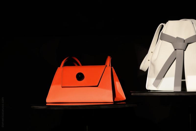 Leather bags by Kitayama Studio