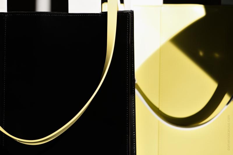 Leather bags by Kitayama Studio